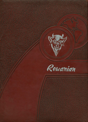 1954 Edition, Rich Square High School - Rowanian Yearbook (Rich Square, NC)