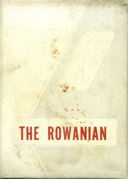 1959 Edition, Rich Square High School - Rowanian Yearbook (Rich Square, NC)