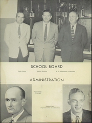 Page 10, 1959 Edition, Rich Square High School - Rowanian Yearbook (Rich Square, NC) online yearbook collection