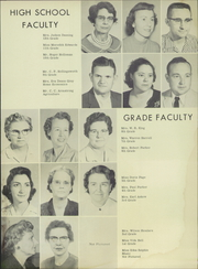 Page 11, 1959 Edition, Rich Square High School - Rowanian Yearbook (Rich Square, NC) online yearbook collection