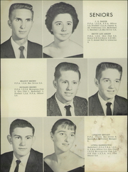 Page 16, 1959 Edition, Rich Square High School - Rowanian Yearbook (Rich Square, NC) online yearbook collection