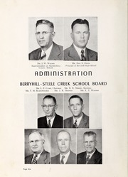 Page 10, 1948 Edition, Berryhill High School - Link and Chain Yearbook (Charlotte, NC) online yearbook collection