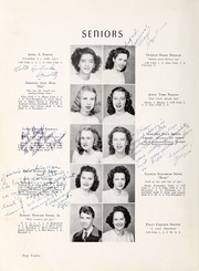 Page 16, 1948 Edition, Berryhill High School - Link and Chain Yearbook (Charlotte, NC) online yearbook collection