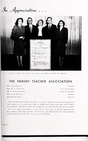 Page 11, 1949 Edition, Berryhill High School - Link and Chain Yearbook (Charlotte, NC) online yearbook collection