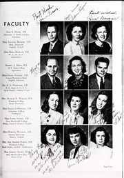 Page 9, 1949 Edition, Berryhill High School - Link and Chain Yearbook (Charlotte, NC) online yearbook collection