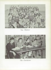 Page 11, 1958 Edition, Oak Hill High School - Log Yearbook (Lenoir, NC) online yearbook collection