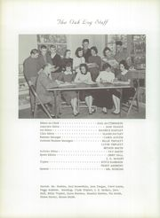 Page 14, 1958 Edition, Oak Hill High School - Log Yearbook (Lenoir, NC) online yearbook collection