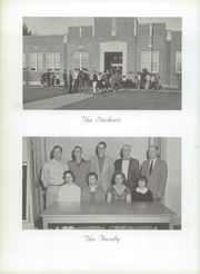 Page 8, 1958 Edition, Oak Hill High School - Log Yearbook (Lenoir, NC) online yearbook collection