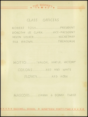Page 15, 1942 Edition, Rockwell High School - Rocket Yearbook (Rockwell, NC) online yearbook collection