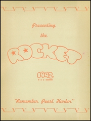 Page 5, 1942 Edition, Rockwell High School - Rocket Yearbook (Rockwell, NC) online yearbook collection
