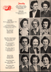 Page 11, 1945 Edition, Rockwell High School - Rocket Yearbook (Rockwell, NC) online yearbook collection