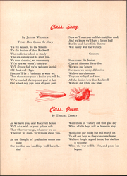 Page 14, 1945 Edition, Rockwell High School - Rocket Yearbook (Rockwell, NC) online yearbook collection