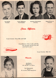 Page 15, 1945 Edition, Rockwell High School - Rocket Yearbook (Rockwell, NC) online yearbook collection