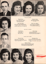 Page 16, 1945 Edition, Rockwell High School - Rocket Yearbook (Rockwell, NC) online yearbook collection