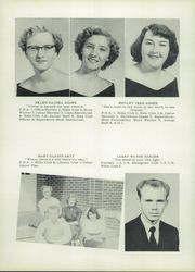 Page 10, 1956 Edition, Rockwell High School - Rocket Yearbook (Rockwell, NC) online yearbook collection