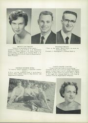 Page 12, 1956 Edition, Rockwell High School - Rocket Yearbook (Rockwell, NC) online yearbook collection