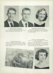 Page 14, 1956 Edition, Rockwell High School - Rocket Yearbook (Rockwell, NC) online yearbook collection