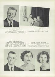 Page 15, 1956 Edition, Rockwell High School - Rocket Yearbook (Rockwell, NC) online yearbook collection