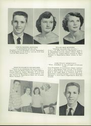 Page 16, 1956 Edition, Rockwell High School - Rocket Yearbook (Rockwell, NC) online yearbook collection