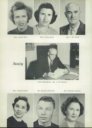 Page 6, 1956 Edition, Rockwell High School - Rocket Yearbook (Rockwell, NC) online yearbook collection