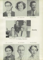 Page 7, 1956 Edition, Rockwell High School - Rocket Yearbook (Rockwell, NC) online yearbook collection