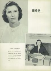 Page 8, 1956 Edition, Rockwell High School - Rocket Yearbook (Rockwell, NC) online yearbook collection