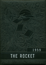 Page 1, 1959 Edition, Rockwell High School - Rocket Yearbook (Rockwell, NC) online yearbook collection