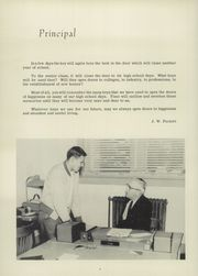 Page 10, 1959 Edition, Rockwell High School - Rocket Yearbook (Rockwell, NC) online yearbook collection