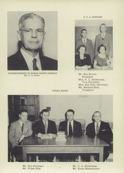 Page 11, 1959 Edition, Rockwell High School - Rocket Yearbook (Rockwell, NC) online yearbook collection
