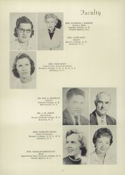Page 12, 1959 Edition, Rockwell High School - Rocket Yearbook (Rockwell, NC) online yearbook collection