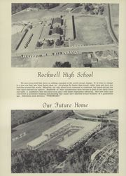 Page 8, 1959 Edition, Rockwell High School - Rocket Yearbook (Rockwell, NC) online yearbook collection