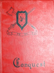 1973 Edition, Valleydale High School - Conquest Yearbook (Charlotte, NC)