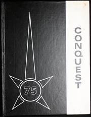 1975 Edition, Valleydale High School - Conquest Yearbook (Charlotte, NC)