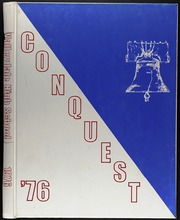 1976 Edition, Valleydale High School - Conquest Yearbook (Charlotte, NC)