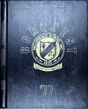1977 Edition, Valleydale High School - Conquest Yearbook (Charlotte, NC)