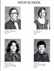 Page 16, 1977 Edition, Valleydale High School - Conquest Yearbook (Charlotte, NC) online yearbook collection