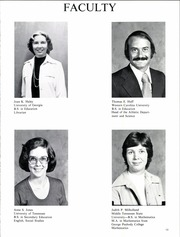 Page 17, 1977 Edition, Valleydale High School - Conquest Yearbook (Charlotte, NC) online yearbook collection