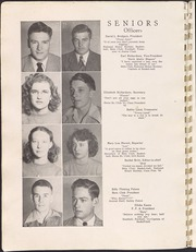 Page 10, 1945 Edition, Wendell High School - Yearbook (Wendell, NC) online yearbook collection