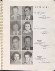 Page 11, 1945 Edition, Wendell High School - Yearbook (Wendell, NC) online yearbook collection