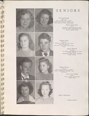 Page 13, 1945 Edition, Wendell High School - Yearbook (Wendell, NC) online yearbook collection