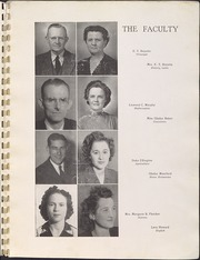 Page 7, 1945 Edition, Wendell High School - Yearbook (Wendell, NC) online yearbook collection