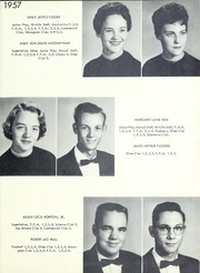 Page 13, 1957 Edition, Wendell High School - Yearbook (Wendell, NC) online yearbook collection