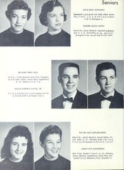 Page 14, 1957 Edition, Wendell High School - Yearbook (Wendell, NC) online yearbook collection