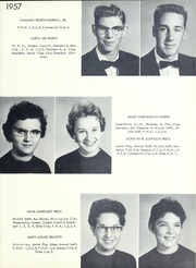 Page 15, 1957 Edition, Wendell High School - Yearbook (Wendell, NC) online yearbook collection