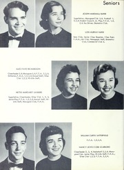 Page 16, 1957 Edition, Wendell High School - Yearbook (Wendell, NC) online yearbook collection