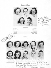 Page 12, 1950 Edition, Snow Hill High School - Knoll Yearbook (Snow Hill, NC) online yearbook collection