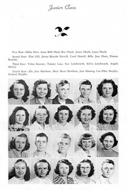Page 14, 1950 Edition, Snow Hill High School - Knoll Yearbook (Snow Hill, NC) online yearbook collection