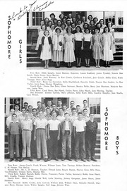 Page 16, 1950 Edition, Snow Hill High School - Knoll Yearbook (Snow Hill, NC) online yearbook collection