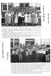 Page 17, 1950 Edition, Snow Hill High School - Knoll Yearbook (Snow Hill, NC) online yearbook collection