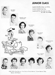 Page 12, 1952 Edition, Snow Hill High School - Knoll Yearbook (Snow Hill, NC) online yearbook collection